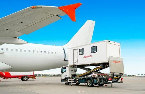 Услуга санитарной авиации