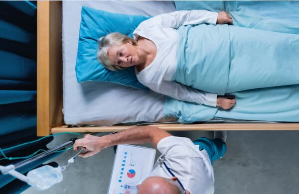 Услуга госпитализации в лучишие стационары