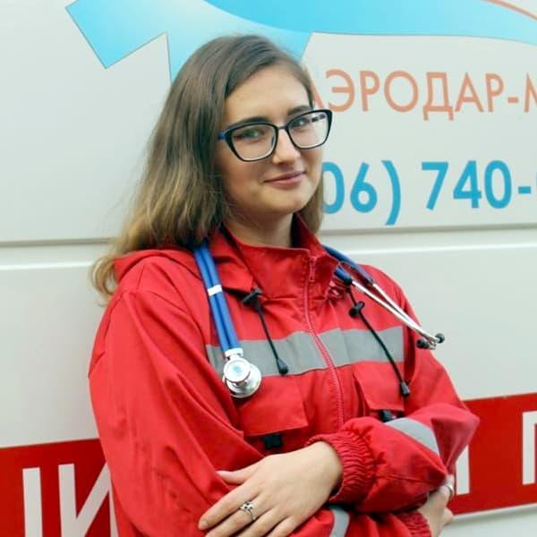 Дарья Воронова