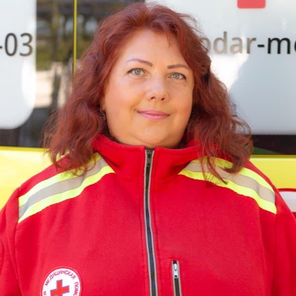 Татьяна Поляшова
