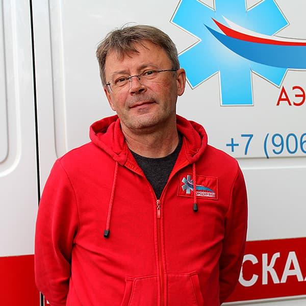 Александр Чамаровский