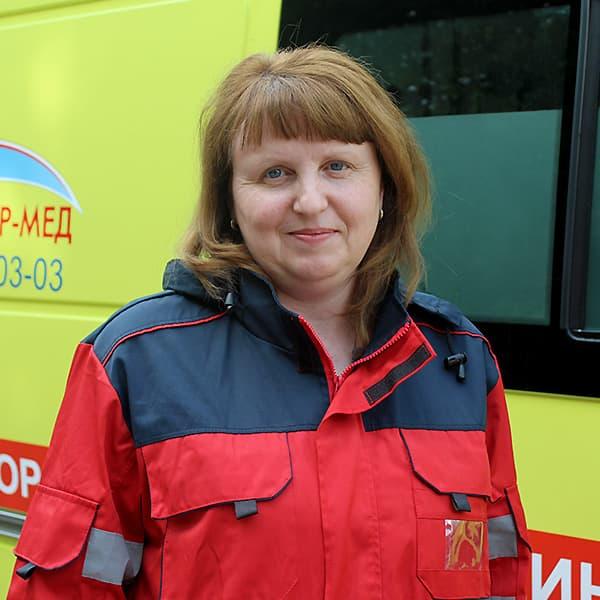 Людмила Херувимова